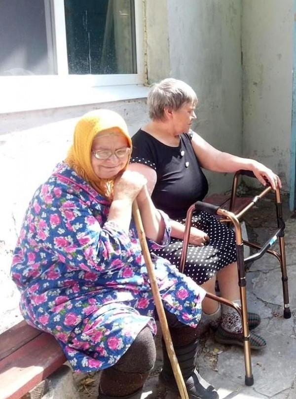 Grandmother child