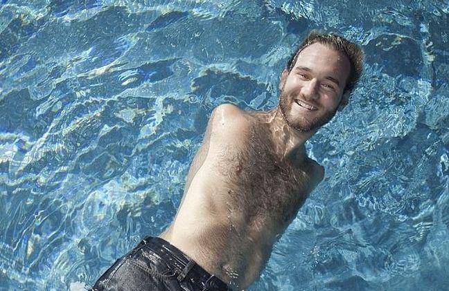 Nick Vuychich has taken part in Ice Bucket Challenge of