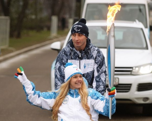 Lipnitsky, Khamatova and others: who bore Paralympic fire in Moscow?