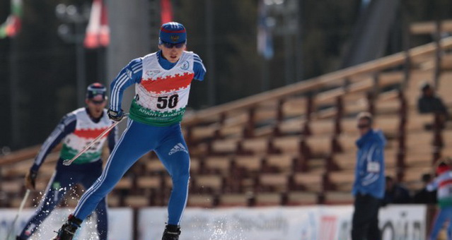 Any justifications: «Sports – my work» – interview to a paralimpiyets Oleg Balukhto